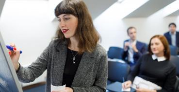 Применение проектного управления и новых T&D технологий в обучении  и развитии молодежного кадрового резерва ПАО «Ленэнерго»