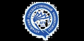 """ФГБОУ ВО """"Алтайский государственный университет"""""""