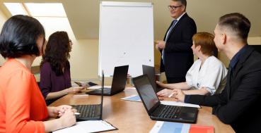 Технология оценки кандидатов на управленческие вакансии
