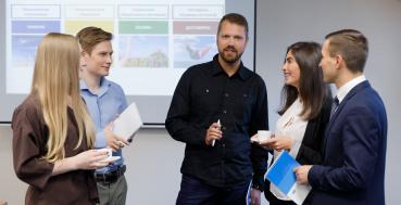 Кадровая технология привлечения интеллектуального потенциала молодежи в качестве молодых специалистов государственного учреждения